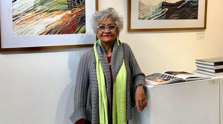 Sri Lankan artist sounds climate alarm in new paintings – www.thecommonwealth.org